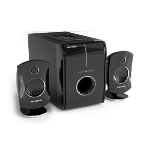 Polytron Multimedia Audio PMA5210 Bluetooth Active Speaker 2.1Ch Aktif