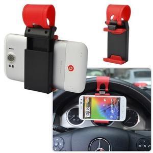 harga Dudukan Handphone Remote Gps Jepit Di Stir Motor / Mobil Tokopedia.com