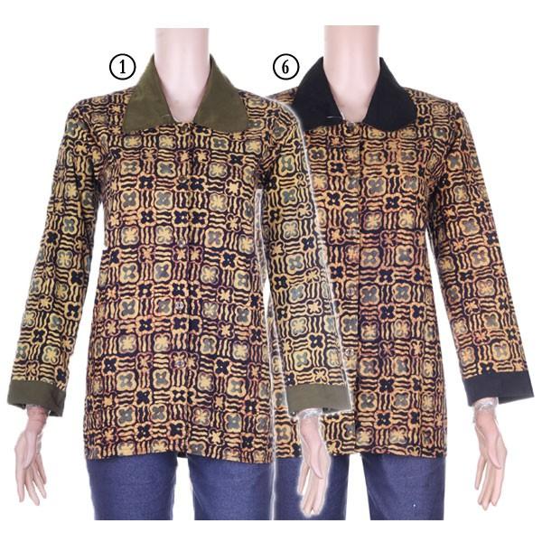 harga Blouse/blus batik evita - batik cap - katun primisima Tokopedia.com