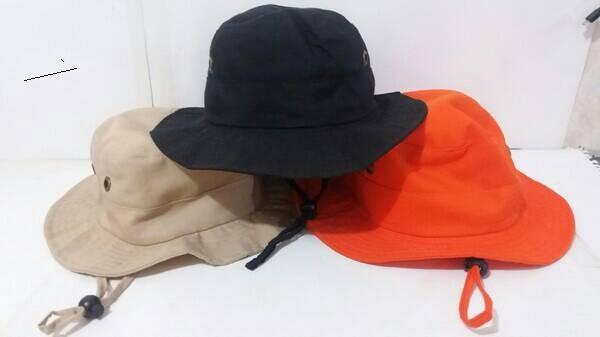 Jual topi rimba murah grosir dan eceran - sahabat promo souvenir ... 1158120b52