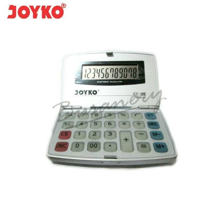 Foto Produk Kalkulator Lipat Joyko CC 22 dari BUSANERY