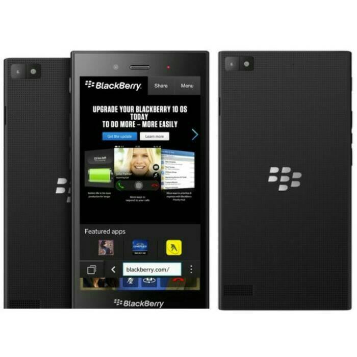 Blackberry z3 jakarta - garansi resmi tam - bnob