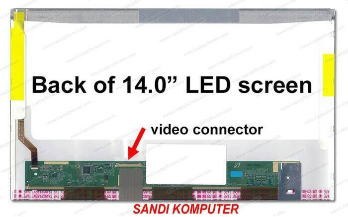 harga Lcd led acer aspire 4740 4740g 4750 4750g series 14 inch tebal Tokopedia.com
