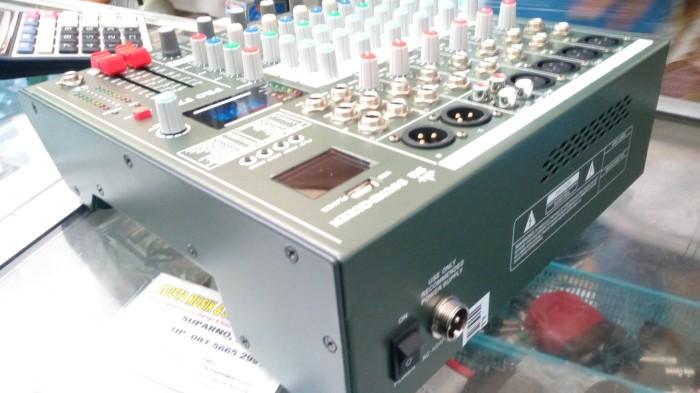 harga Mixer audio soundqueen pro fx4 8 chanel efek 256 pilihan Tokopedia.com