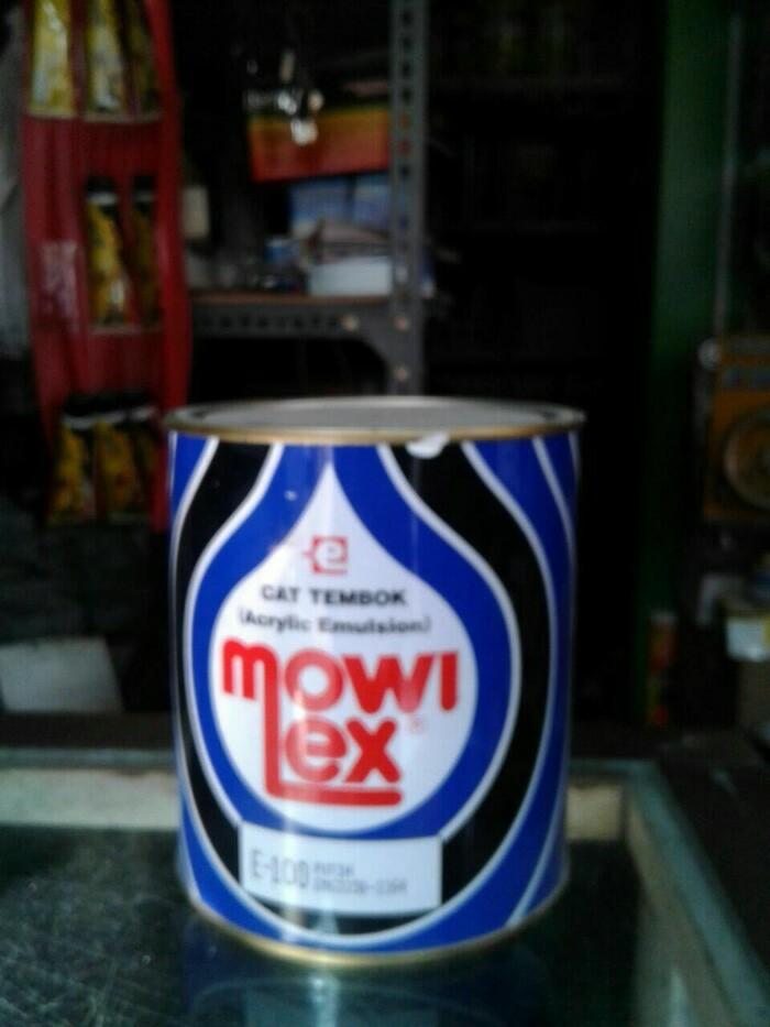 harga Cat tembok mowilex emulsion warna (1 kg) Tokopedia.com