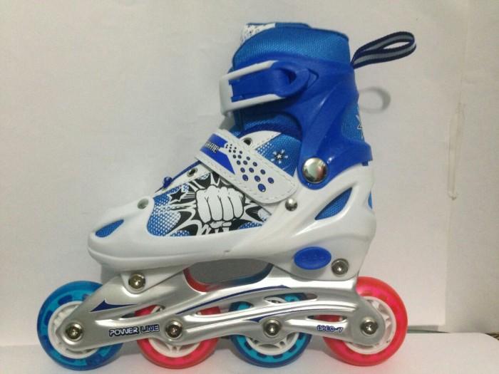 Jual sepatu roda murah   sepatu roda ban karet   sepatu roda bajaj ... 788f904619