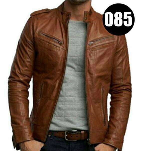 Jual jaket kulit domba asli garut kualitas no.1 - jaket semi kulit ... b33635129a