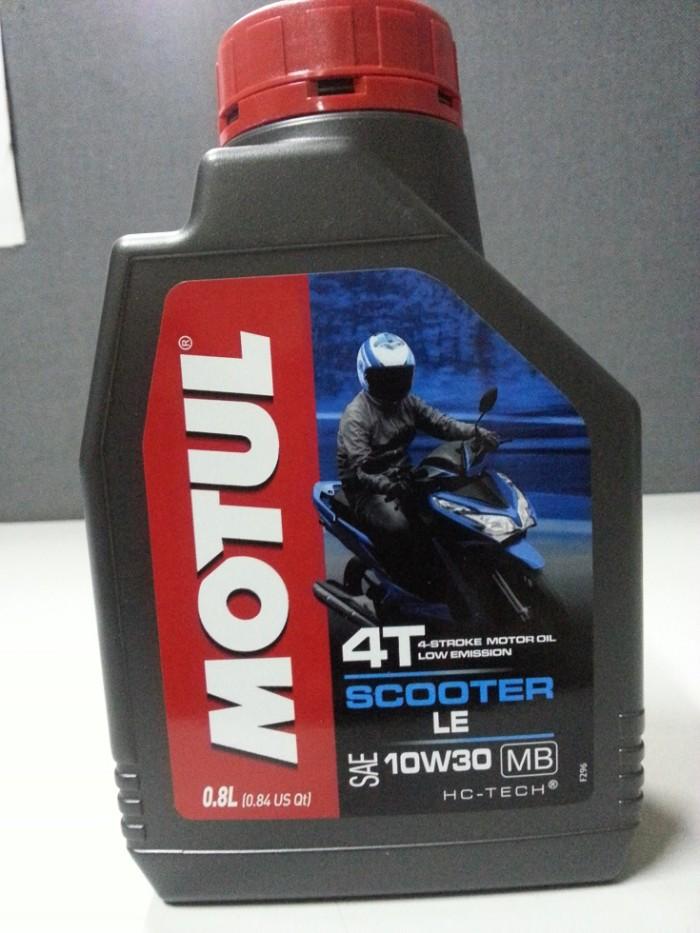 harga Motul scooter le - oli motor matic - 0.8l - 10w30 Tokopedia.com