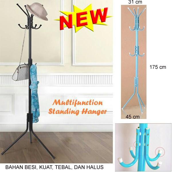 Multifunction Stand Hanger / Gantungan Serba Guna