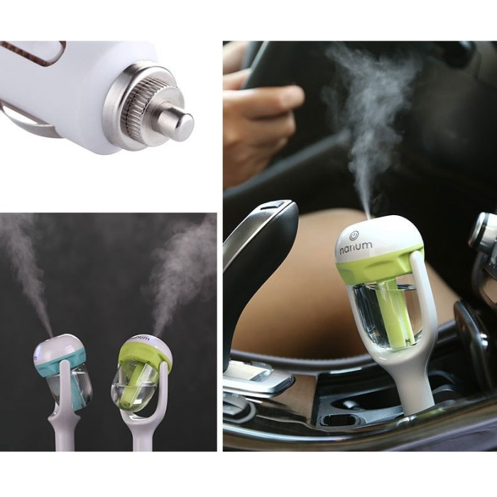 harga Car aromatherapy mobil humidifier with usb charger Tokopedia.com