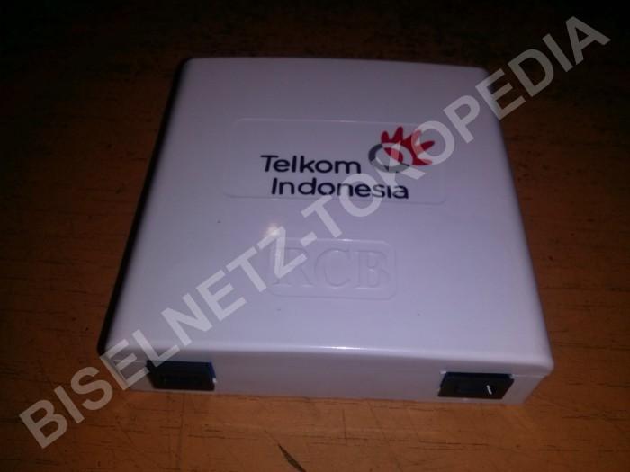 harga Roset optik 2 core sc rcb logo telkom indonesia (kosongan) Tokopedia.com