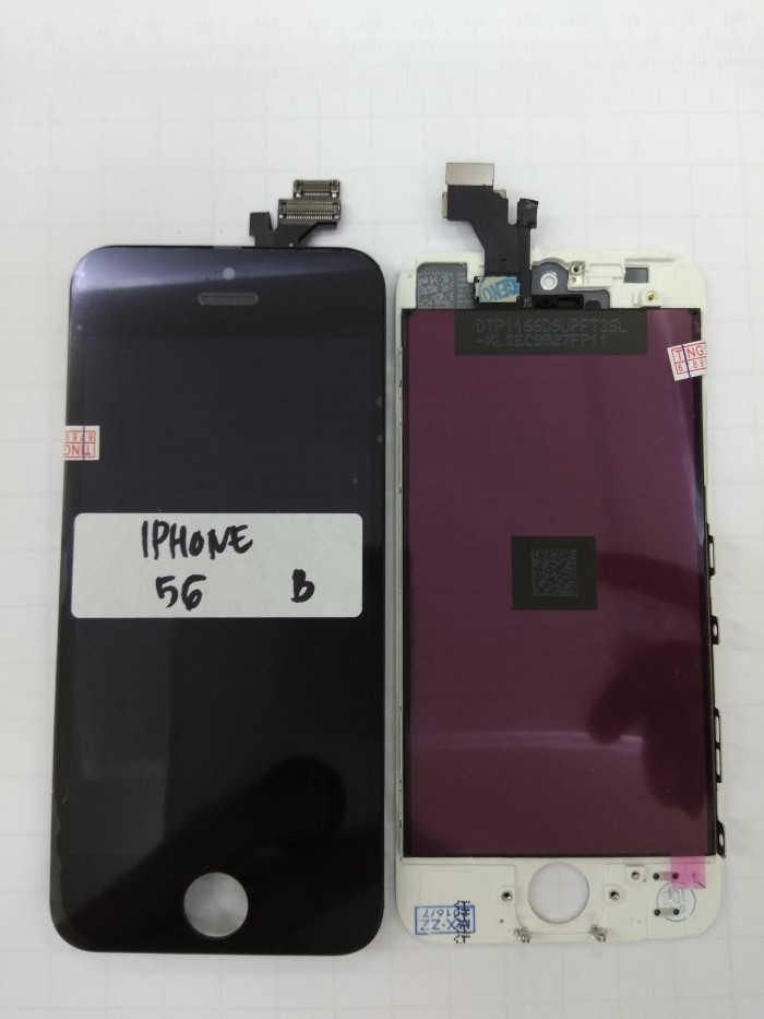 Lcd Iphone 5 / Lcd + Touchscreen Iphone 5 / Lcd Iphone 5G Hitam