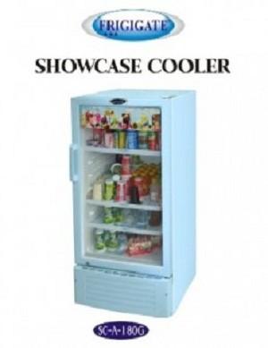 harga Promo showcase cooler 1 pintu frigigate 150 liter sca-180g Tokopedia.com