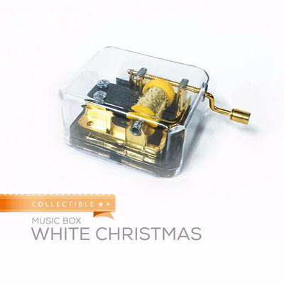 harga Kotak musik / music box klasik impor made in usa white christmas qjfd Tokopedia.com