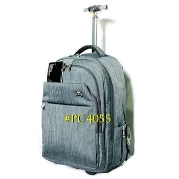 harga Tas ransel trolley travel jeans denim trolly laptop navy club nc 4055 Tokopedia.com