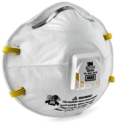 harga 3m masker 8210v n95 - particulate respiratory protection Tokopedia.com