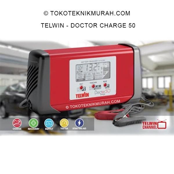 harga Telwin doctor charge 50- battery charger accu / aki multifungsi Tokopedia.com