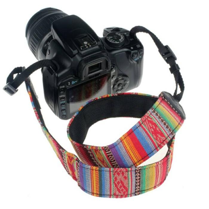 harga Universal vintage camera shoulder strap dslr/mirrorless iii Tokopedia.com