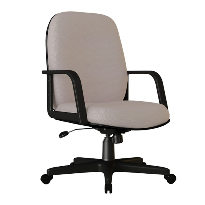 Foto Produk Verona Chair Kursi Kantor Murah Type Standard KS-300-HK Kain dari Kursi Kantor Murah
