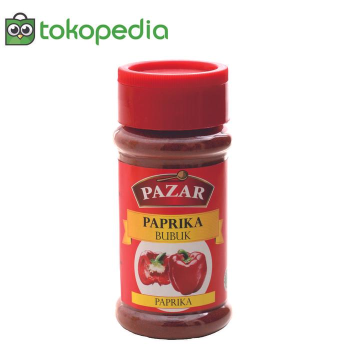 Pazar paprika bubuk - 50 gr