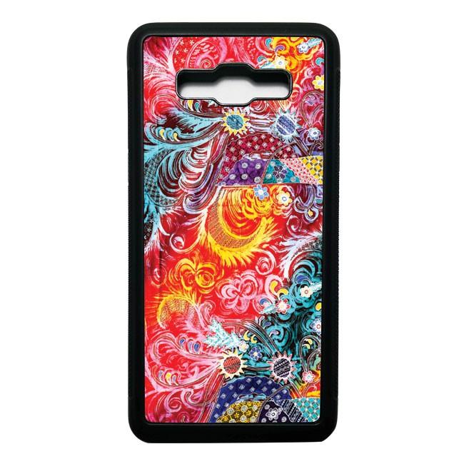 Case Casing Samsung Galaxy J5 2016 Case SOFTCASE Bumper Motif Batik 04