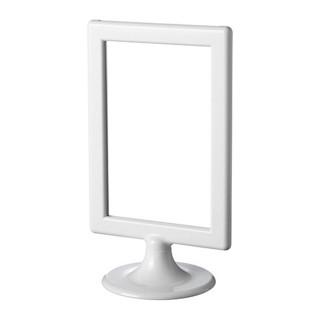 harga Ikea tolsby frame 2 sisi bolak balik frame picture bingkai foto putih Tokopedia.com