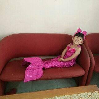 Katalog Kostum Mermaid Anak Travelbon.com