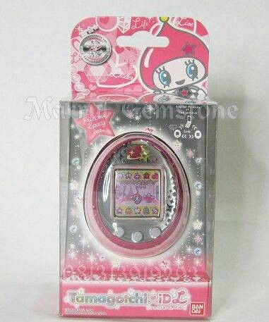 harga Tamagotchi idl princess spacy ver pink black tamagotchi idl jepan new Tokopedia.com