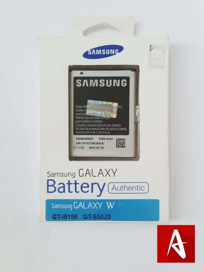 harga Batre baterai samsung galaxy wonder gt-i8150 gt-s5820 original Tokopedia.com