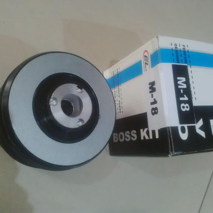 harga Elevo boss kit m-18 (lancer 96-99,200 up,evo 4-6,evo 7-9) Tokopedia.com