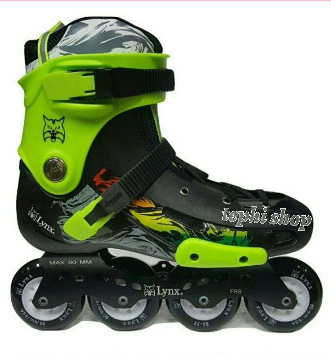 Jual Sepatu Roda LYNX GLADIATOR Urban Inline Skate (Harga MURAH ... 8a358134ae