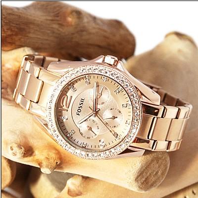 harga Jam tangan wanita fossil riley es2811 original Tokopedia.com