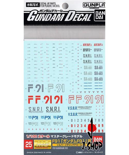 harga Gundam decal mg f91 Tokopedia.com