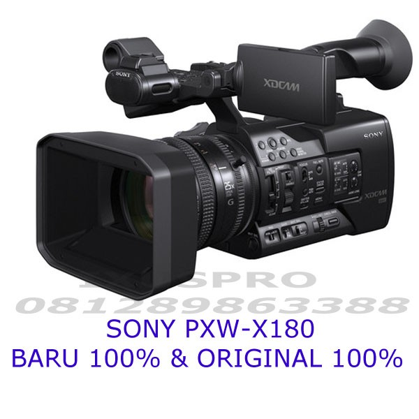 Sony PXW-X180 Full HD / Handycam Son
