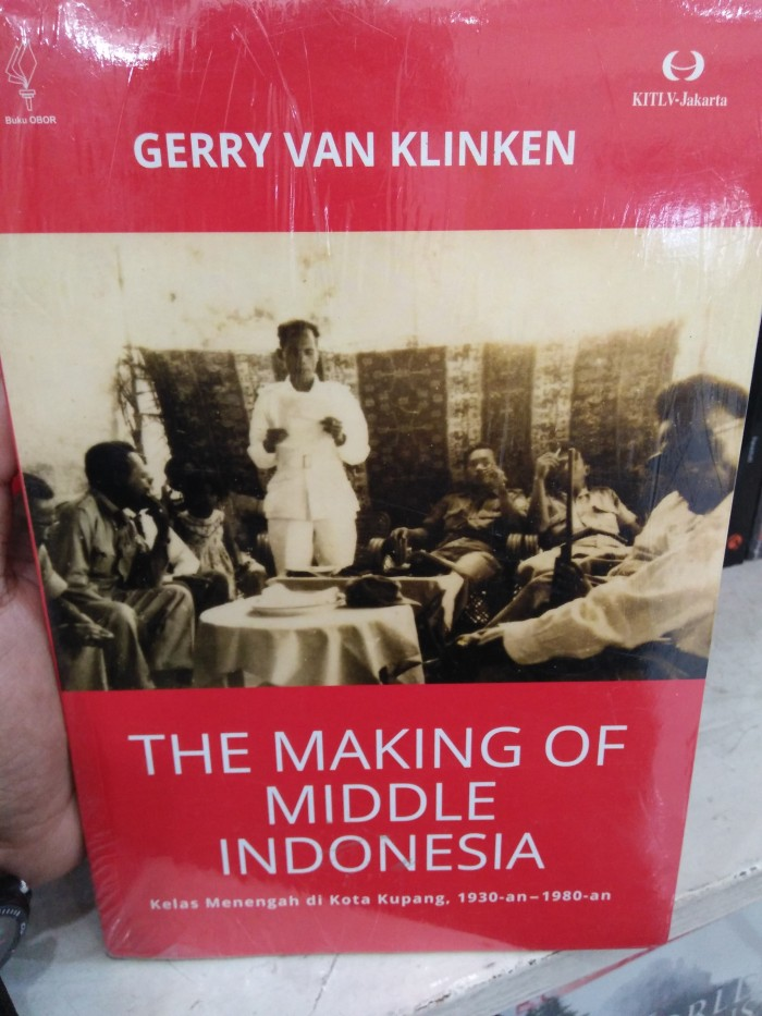 harga The making of middle indonesia - gerry van klinken Tokopedia.com