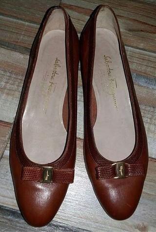 144068ff6b Jual Preloved Salvatore Ferragamo Shoes Authentic - DKI Jakarta ...