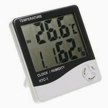 Foto Produk Thermo Hygrometer Htc-1 / Bn 118 dari zahwaherbal