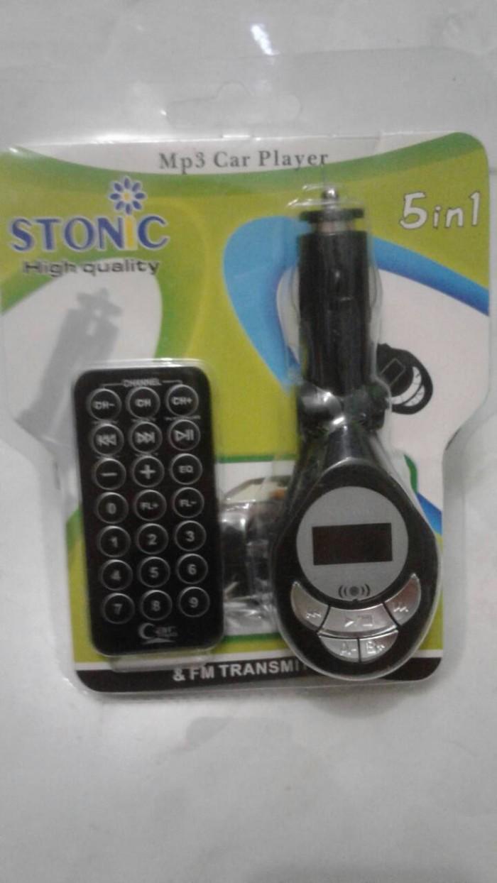 harga Modulator car mp3 player 5in1 stonic Tokopedia.com