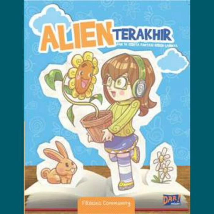 harga Kumcer alien terakhir dan 14 cerita fantasi Tokopedia.com