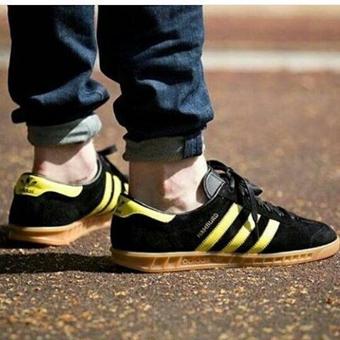 Jual Adidas Hamburg Premium Original   sepatu adidas   sepatu ... af4146f6fe
