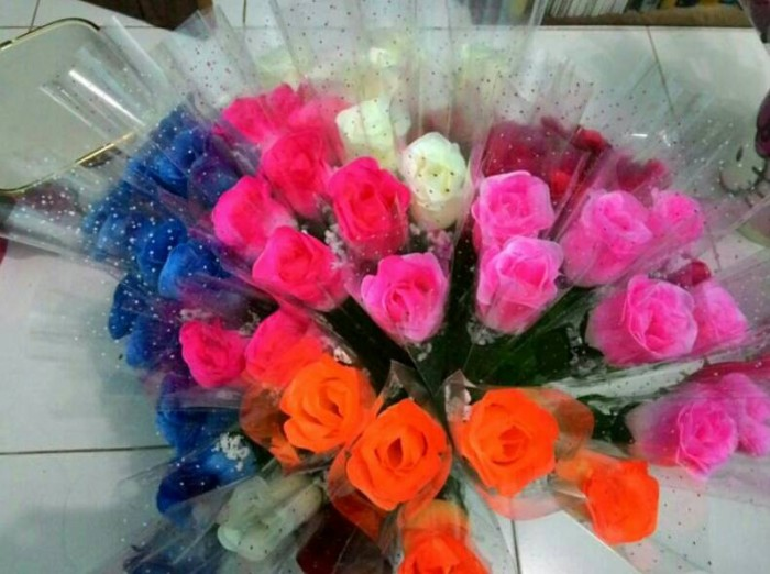 Jual Bunga Plastik   Mawar Plastik   bunga artificial - Grosir ... 7f8e994a13
