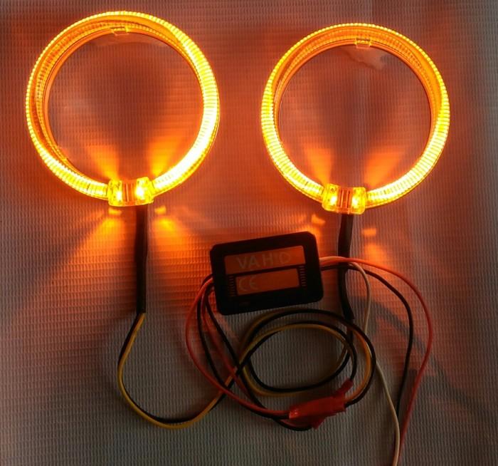 harga Angel eye led crystal halos | ae led untuk modifikasi | strobo led Tokopedia.com