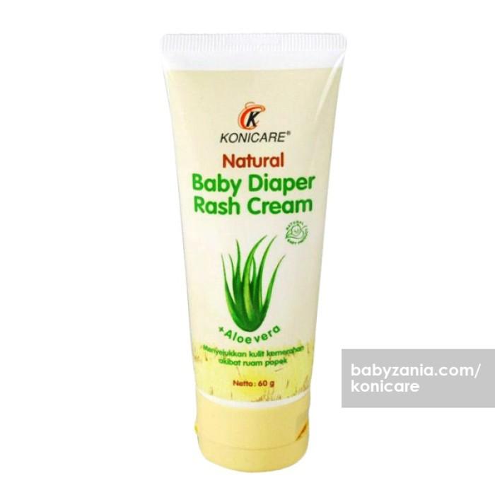 Konicare natural baby diaper rash cream - 60 gr