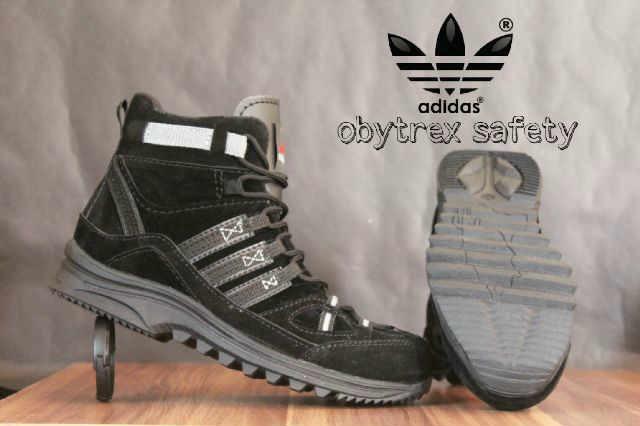 harga Sepatu boot gunung hiking adventure adidas outdoor safety waterproof Tokopedia.com