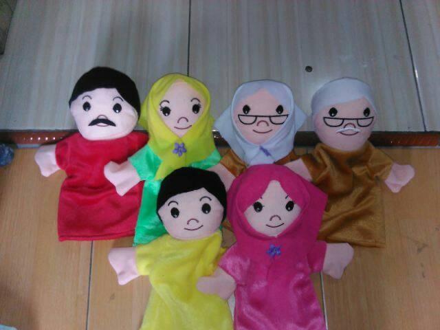 Boneka Tangan - Harga Terkini dan Terlengkap 7e743fae2a