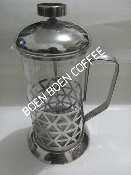 harga Akebonno french press / coffee & tea plunger 600 ml Tokopedia.com