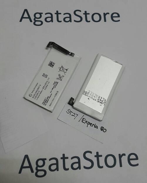 harga Baterai sony experia go / st27 / st 27 original ( battery batre) Tokopedia.com