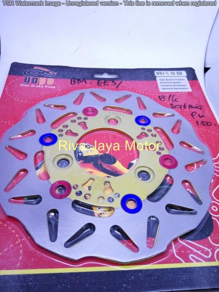 harga Piringan disc cakram belakang variasi satria fu satria f 150 goyo Tokopedia.com