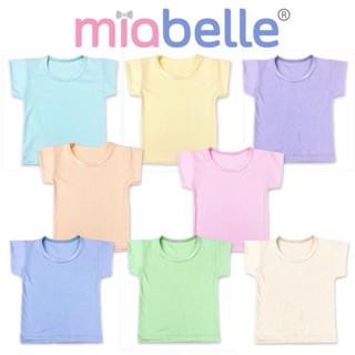 miabelle baby tee baju bayi atasan kaos bayi kaos anak
