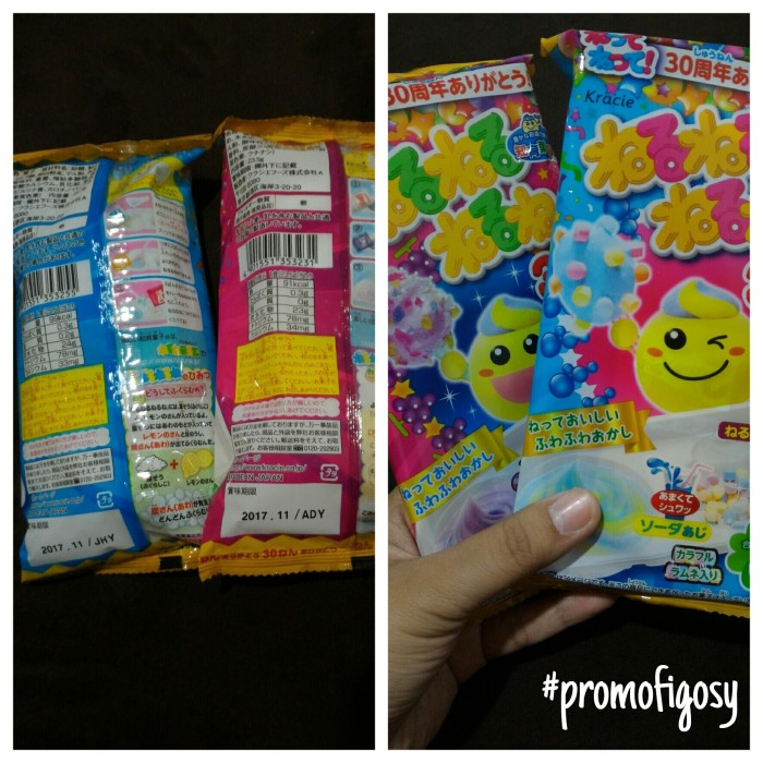 harga Kracie popin cookin nerunerune soda & nerunerune grape Tokopedia.com
